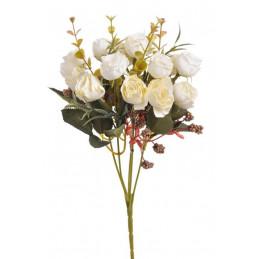 Bukiet róż 30 cm - sztuczna roślina