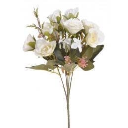 Mini bukiet mieszany 5szt, 26 cm -sztuczna roślina