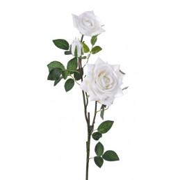 Róża 90 cm VELVET LUX