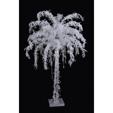 Drzewko kryształowe 185 cm LUX