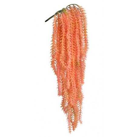 Grubosz widełkowaty zwis..50 cm - sztuczna roślina