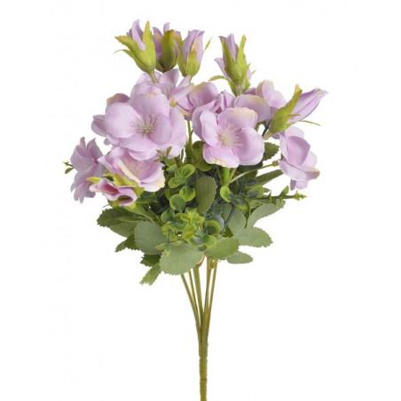 Bukiecik x7, 30 cm - sztuczna roślina