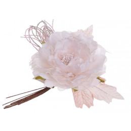 Róża koronkowa duża 13 cm