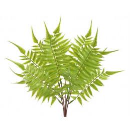 Paproć x7, 47 cm - sztuczna roślina