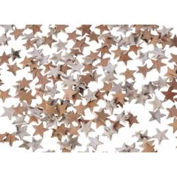 Drewniane gwiazdki 1,5 cm 480szt/paczka