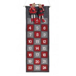 Kalendarz adwentowy..85 cm