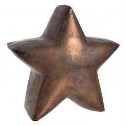 Gwiazda 41cm - ceramika