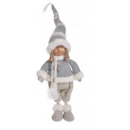 Zimowe dziecko..50cm - art. dekoracyjny
