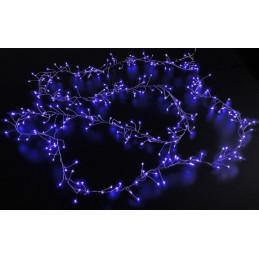 Lampki 300 LED 3m, zasilane 12V - PURPLE