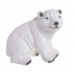 Miś polarny 39 cm