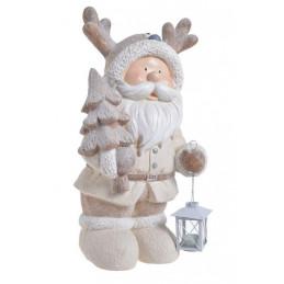 Mikołaj ceramiczny 53 cm - art. dekoracyjny