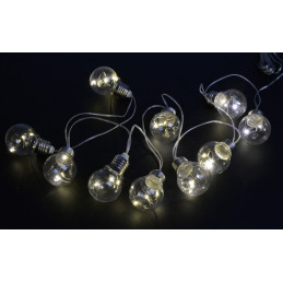 Lampki ledowe - plastikowe żarówki