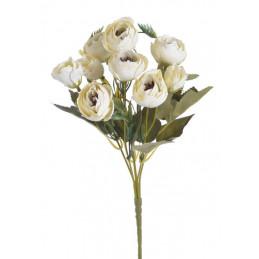 Bukiecik kamelek 6+3, 25 cm - sztuczna roślina