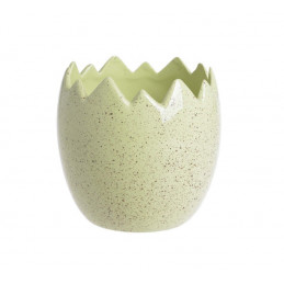 Nakrapiana osłonka skorupka 11x10cm - wyrób ceramiczny
