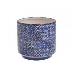 Osłonka mozaika 10x9cm  - wyrób ceramiczny