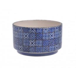 Osłonka mozaika 17x10 cm  - wyrób ceramiczny