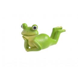 Żaba podpierająca się..8 cm