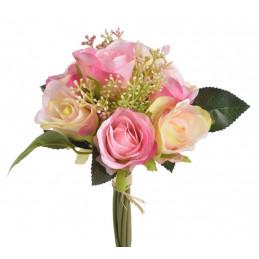 Bukiet róż x7..26 cm