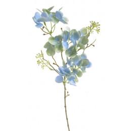 Hortensja gałązka 50 cm - sztuczna gałązka