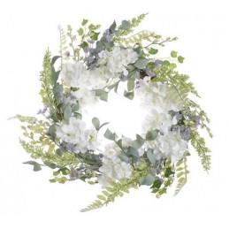 Wianek 48 cm - kompozycja wiosenna