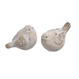 Ptak ceramiczny..5cm, 5,5cm kpl/2 sztuki