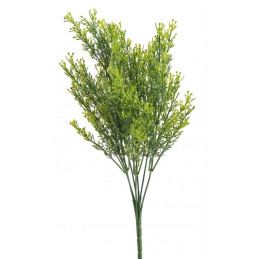 Sztuczna roślina 36 cm - dodatek roślinny