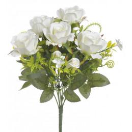 Bukiet róż 6+6..30 cm