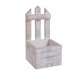 Skrzynka + płotek S..10x10,5x20 cm