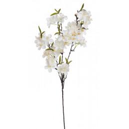 Gałązka kwitnącej wiśni 94cm