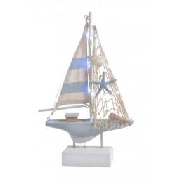 Żaglówka 32 cm - produkt dekoracyjny