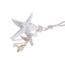 Rozgwiazda zawieszka..12 cm - element dekoracyjny