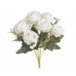 Bukiet róż x7 32 cm