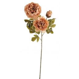 Piwonia 2+1 96 cm - sztuczny kwiat