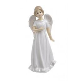 Anioł 13cmH - wyrób ceramiczny