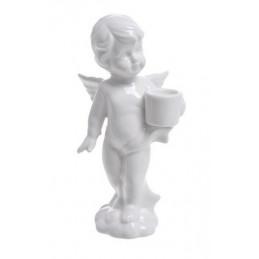 Aniołek ceramiczny 18 cm