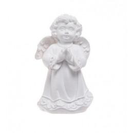 Modlący się aniołek..8 cm