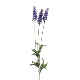 Lawenda 62 cm - sztuczna roślina