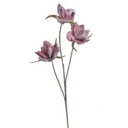 Gałązka kwitnąca x3 120 cm - kwiat piankowy