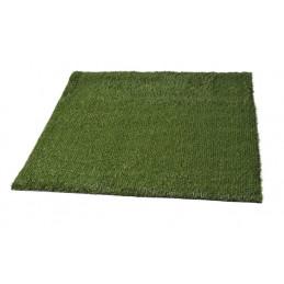 Sztuczna trawa krótki włos 1m x 1m - SUPER JAKOŚĆ