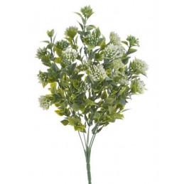 Bukiecik z pączkami..33 cm - sztuczna roślina