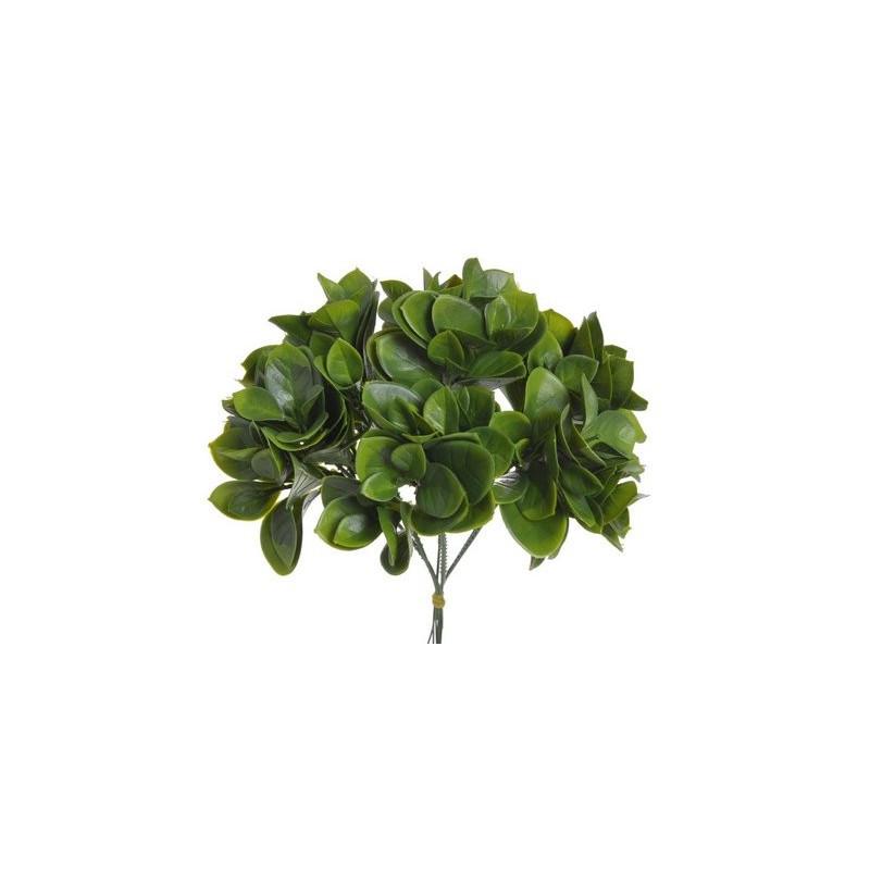 Liście pik 6szt-pęczek...20 cm - sztuczna roślina