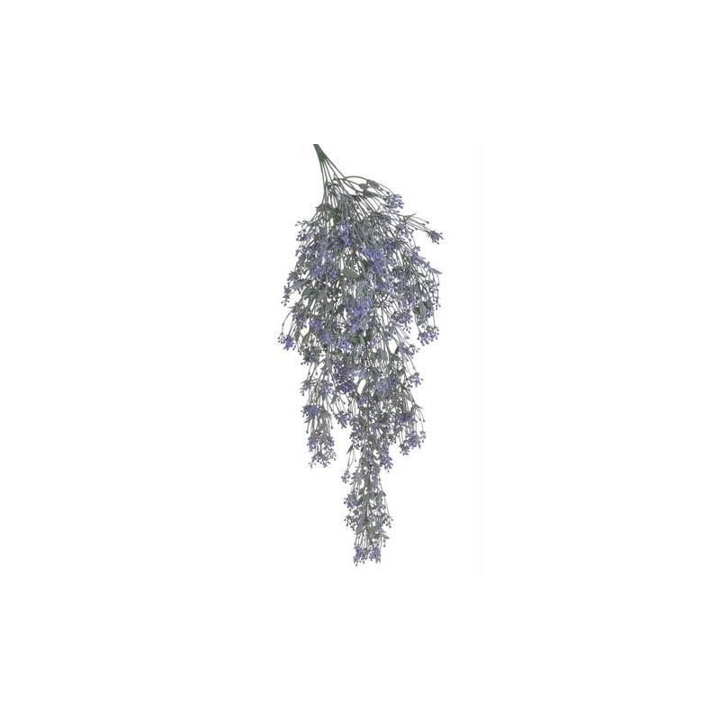 Roślina zwisająca z pąkami..78 cm - sztuczna roślina