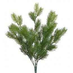 Gałązka iglasta 42 cm - sztuczna roślina