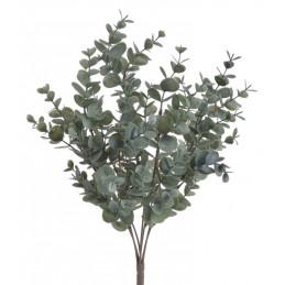 Eukaliptus x7..42 cm  -sztuczna roślina