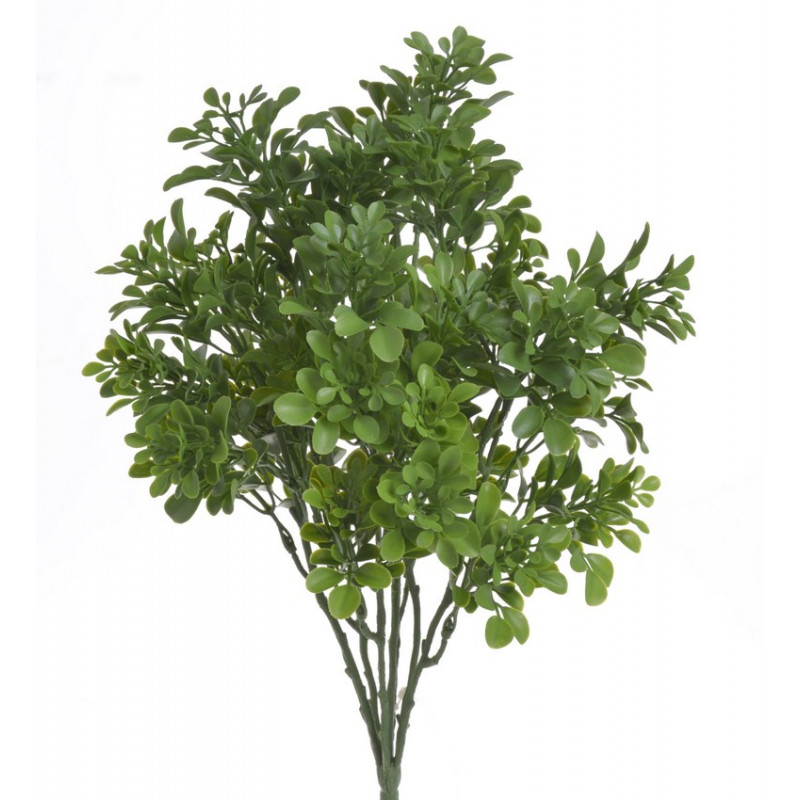 Bukszpan x7, 39 cm - sztuczna roślina