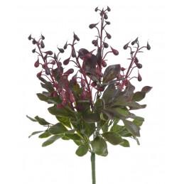 Roślina z pąkami 39 cm - sztuczna roślina