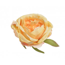Główka róży x12..10 cm - paczka/12 sztuk