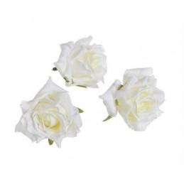Główka róży 12szt-paczka ...6 cm - sztuczna roślina