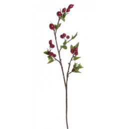 Gałązka dzikiej róży 85 cm...