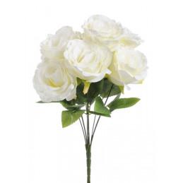 Bukiet roz x7 42 cm -...